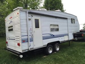 ROULOTTE FIFTH WHEEL NOMAD 243 SKYLINE 26 PIEDS