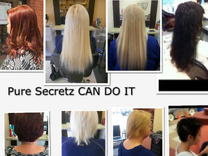 HAIR EXTENSIONS*HALF PRICE OF GL & OURS WILL LAST OVER 1 YEAR London Ontario image 9
