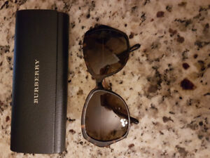 Brand new authentic Polarized Burberry sunglasses