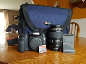 Canon Camera & accessories