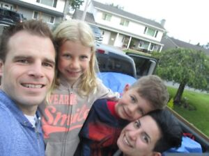 Wanted: family of 4 coming to the Lake Cowichan area.