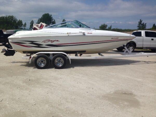 Used 1997 Baja Boats Hammer 21.5