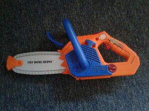 Home Depot Chain Saw