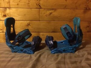 Forum snowboard bindings  Williams Lake Cariboo Area image 3