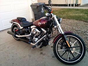 Harley Breakout for sale
