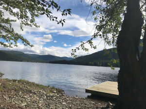 Own your own lake lot at Moyie Lake  BC