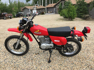 Honda XL 80 VERY Good CONDITION