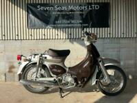 2000 JDM Honda Little Cub C50