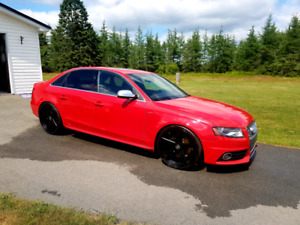 2011 Audi S4 SUPERCHARGED 6 SPEED 450HP