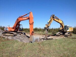 Excavating, Grading, Trenching, stamped concrete, Belleville Belleville Area image 8