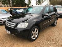 Mercedes-Benz ML280 3.0TD CDI, Sport, Diesel, Automatic