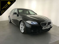 2013 BMW 520D M SPORT AUTOMATIC DIESEL 1 OWNER SERVICE HISTORY FINANCE PX
