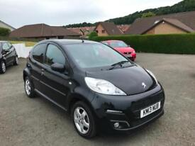 Peugeot 107 1.0 12v. Cheap To Run & Insure. £0 Road Tax. Finance Available