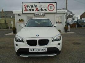 2010 BMW X1 2.0 SDRIVE18D SE - 16,214 MILES - FULL SERVICE HISTORY - LOW MILEAGE