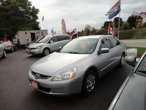 2005 Honda Accord LX-G Sedan E-TESTED & CERT