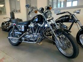 Harley Davidson XLH1000 Ironhead Sportster CLASSIC MOTORCYCLE (NOW SOLD)
