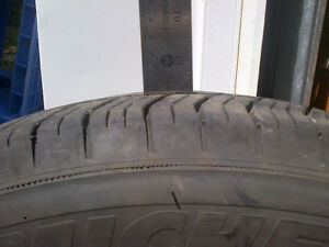 Michelin Harmony 225-60R17 Single Tire. West Island Greater Montréal image 1