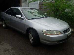 2000 Honda Accord Coupe. etest pass, CERT PASS