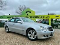 2007 Mercedes-Benz E-CLASS 2.1 E220 CDI AVANTGARDE 4d 168 BHP Saloon Diesel Auto
