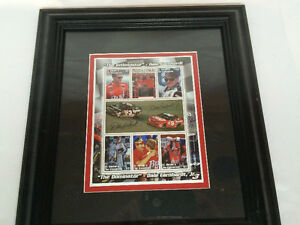 Dale Sr/Jr 6 Block Official Stamp Collection Peterborough Peterborough Area image 1
