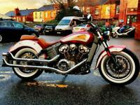 INDIAN SCOUT 1200 ICON SERIES PRE REG