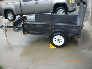 Quad/Lawn Tractor Trailer For Sale