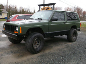 For Sale or Trade 2000 Jeep Cherokee sport Hatchback