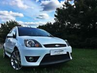 Ford Fiesta 2.0 2007 FROZEN WHITE ST150 Duratec