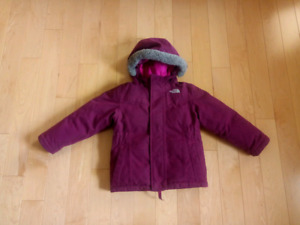 North Face 4T winter down jacket