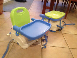 Siège rehausseur / booster Fisher price 3 positions