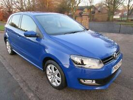 VOLKSWAGEN POLO 1.2 MATCH EDITION GREAT VALUE READY TO DRIVE AWAY