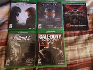 Brand New Xbox One Games (Fallout 4, CoD black ops lll etc)