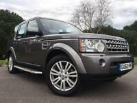 Land Rover Discovery 4 3.0 SD V6 HSE 5dr DIESEL AUTOMATIC 2010/60