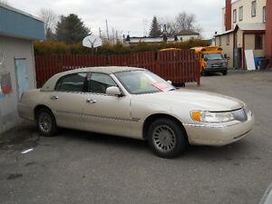 2000 Lincoln Town Car Autre