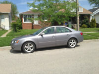2006 Hyundai Sonata Sedan V6(Leather)