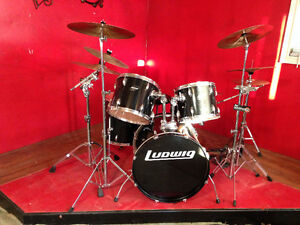 Ludwig accent drum kit Kitchener / Waterloo Kitchener Area image 1