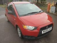 Mitsubishi Colt 1.1 CZ1 2009 Cheap insurance.