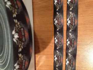 "1 Roll -approximately 40 yards of Harley 1"" elastic Regina Regina Area image 2"