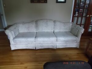 Nice sturdy couch.