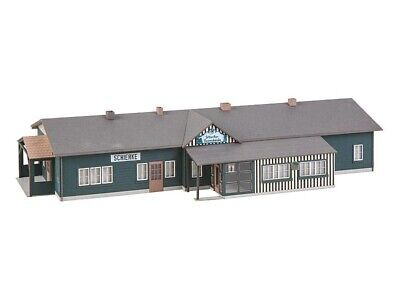 FALLER 110136 Bahnhof Schierke Lasercut-Modell Bausatz H0
