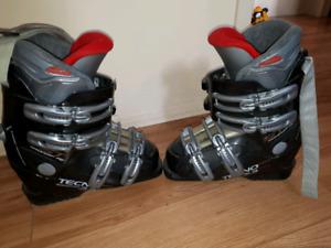 Botte de ski grandeur 7