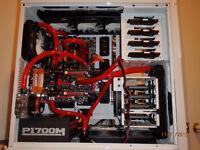 Ordinateur PC Gamer Watercooling