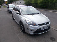 FORD FOCUS ST-2 5 DOOR HATCH 65,000 MILES FULL FORD HISTORY HPI CLEAR 2008