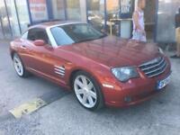 Chrysler Crossfire 3.2 auto - 2004 04-REG - 9 MONTHS MOT