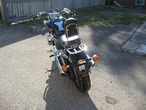 2002 honda vf-750c magna parts bike London Ontario image 2