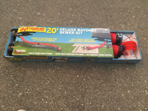 Sewer kit  for Trailer or Rv