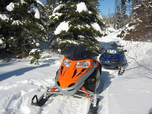 2007 F8 ARCTIC CAT LXR WELL LOOKED AFTER