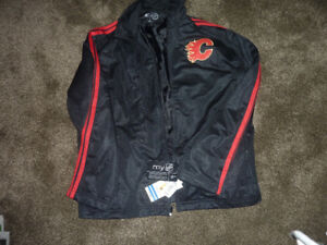 Men's Calgary Flames Hockey Light Weight Jacket