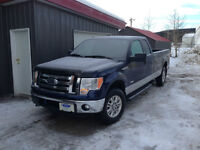 2011 Ford F-150 4x4 extended cab Pickup Truck