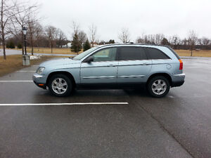 2005 Chrysler Pacifica AWD,   Saftied and Etested & ready to go